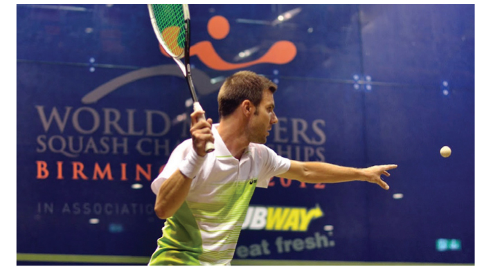 England Squash and Racketball 2012