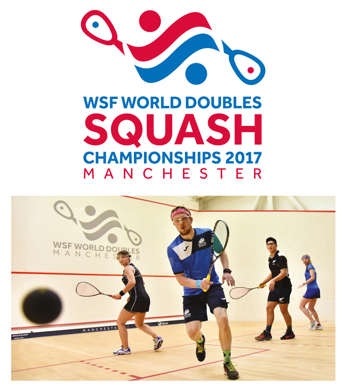 WSF World Doubles Squash Championship 2017