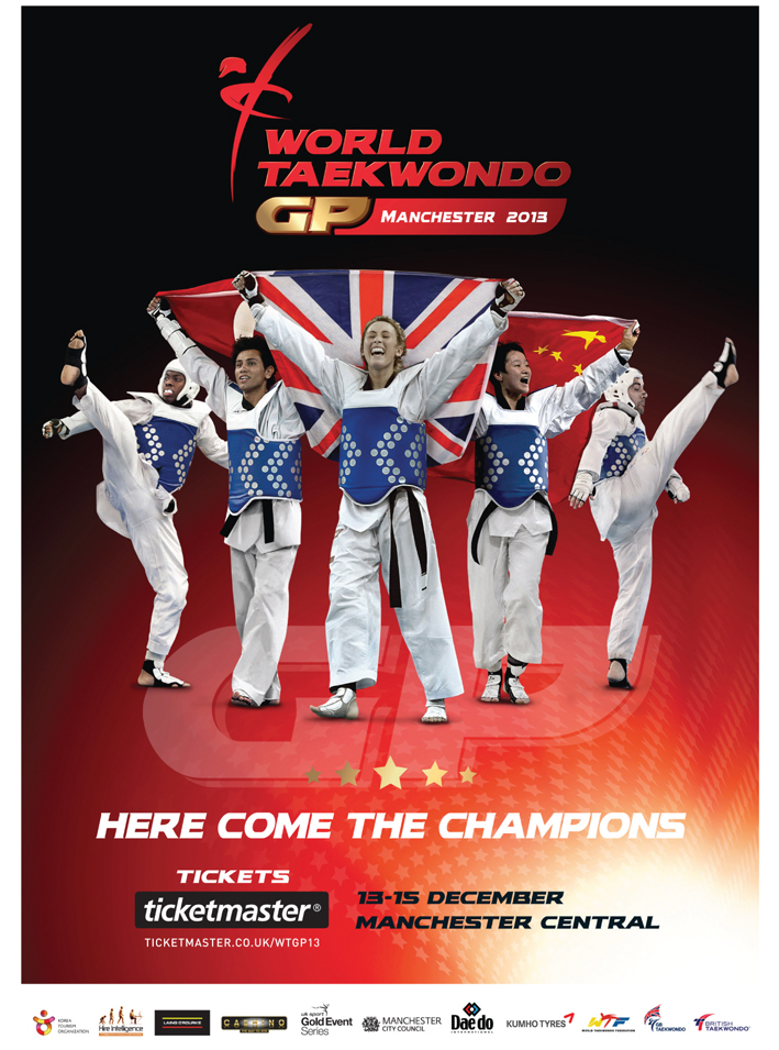 World Taekwondo GP Manchester 2013